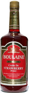 Boulaine Strawberry 1.00l - Case of 12